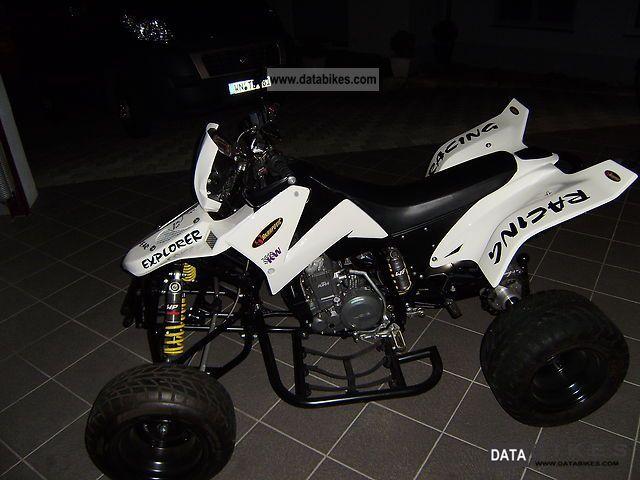 2006 KTM  E-640 Explorer ATV Racing Motorcycle Quad photo