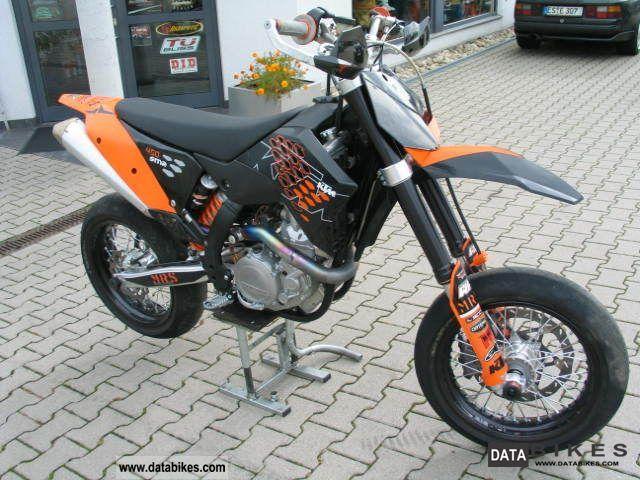 2009 KTM SMR 450