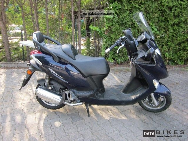 2008 Kymco  Grand Dink 125 Motorcycle Scooter photo