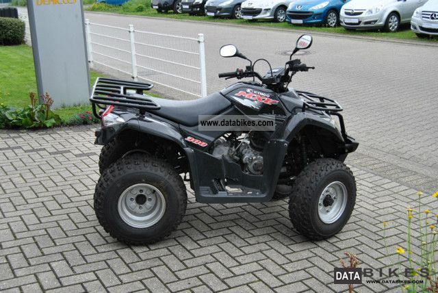 2007 kymco mxu 300 off road. Black Bedroom Furniture Sets. Home Design Ideas