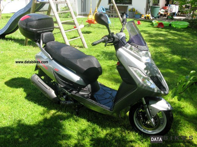 2008 kymco yager gt 125. Black Bedroom Furniture Sets. Home Design Ideas