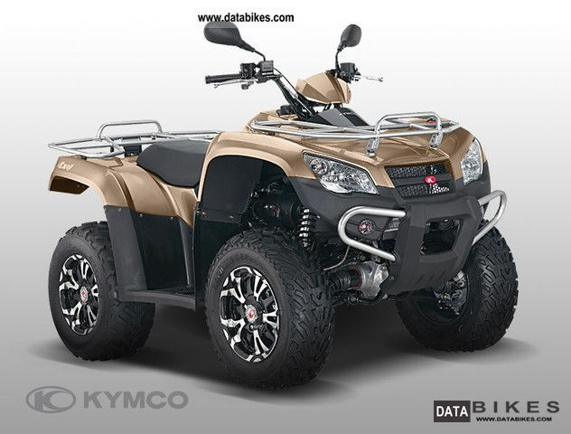 2012 kymco mxu 450i 4x4 lof. Black Bedroom Furniture Sets. Home Design Ideas