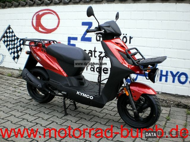 2011 Kymco  Agility CARRY Motorcycle Scooter photo