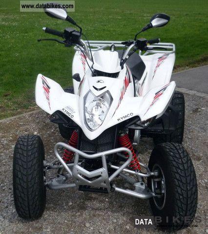 2011 Kymco  Maxxer 300 Motorcycle Quad photo