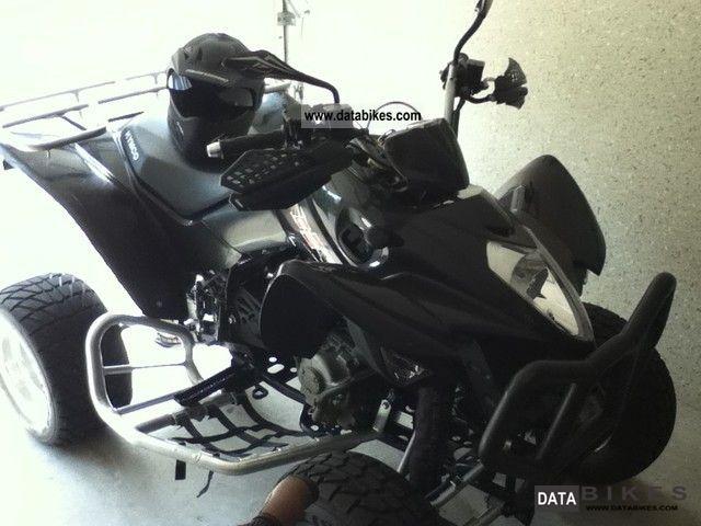 2007 Kymco  Maxxer 300 Motorcycle Quad photo