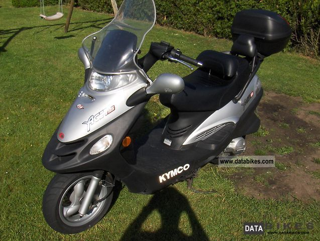 2006 Kymco Yager 125