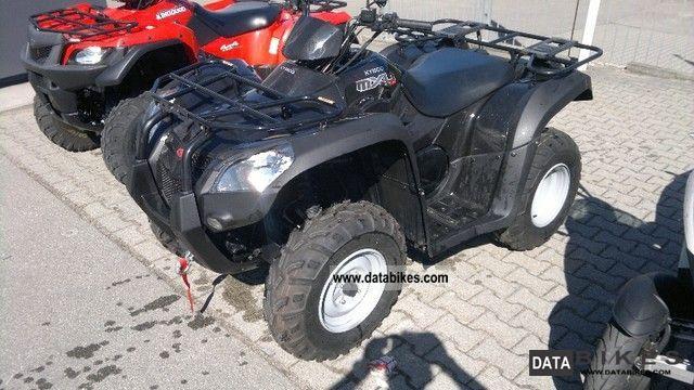 2010 Kymco  MXU 500 LOF approval Motorcycle Quad photo