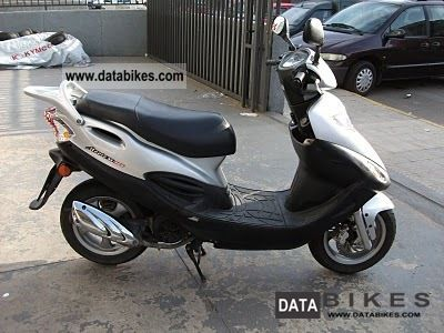 2002 Kymco  Movie XL 125 Motorcycle Scooter photo