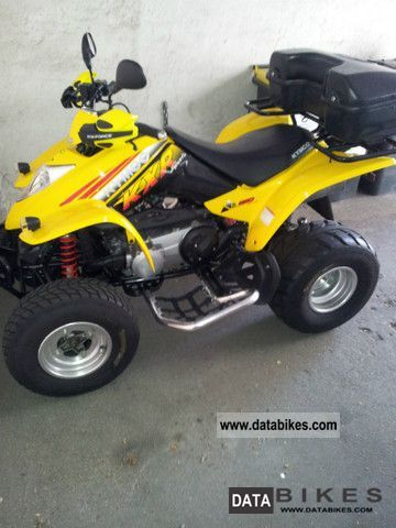 2006 Kymco  KXR 250 Sports Motorcycle Quad photo