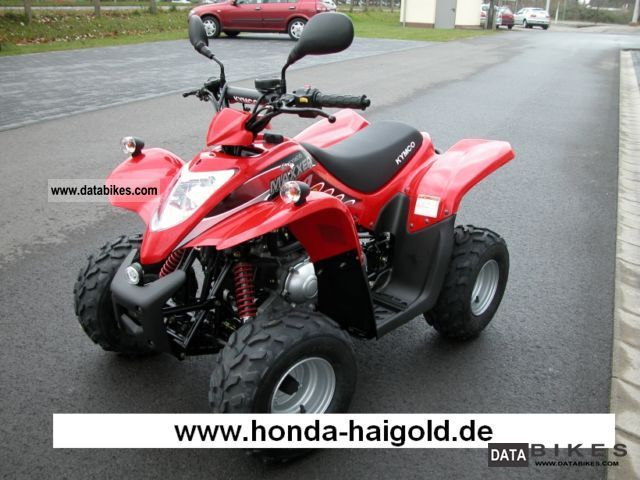 2011 kymco maxxer 50 with stra enzul kinderquad. Black Bedroom Furniture Sets. Home Design Ideas