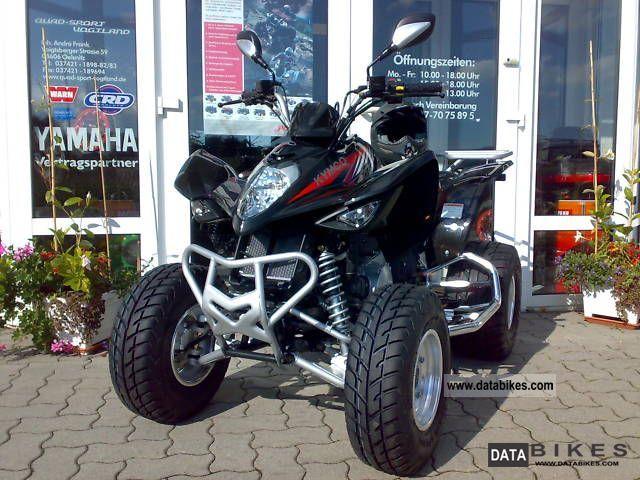 2011 Kymco  Maxxer 250 \ Motorcycle Quad photo