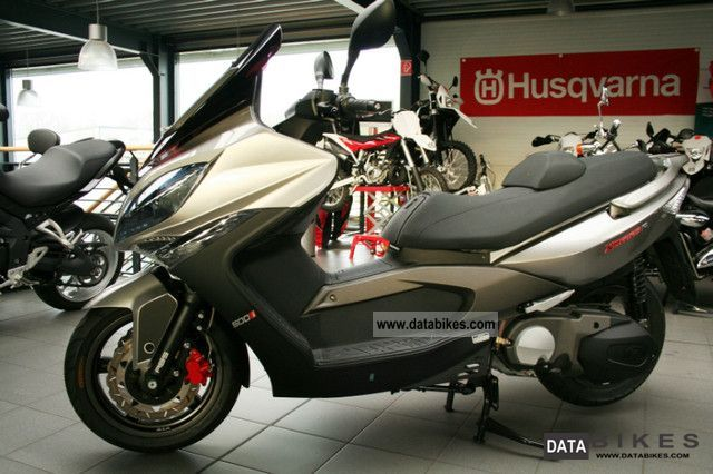 Honda Dealers In Ri >> 2011 Kymco Xciting 500 Ri ABS EVO