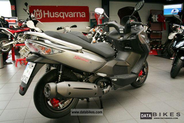 2011 Kymco Xciting 500 Ri Abs Evo