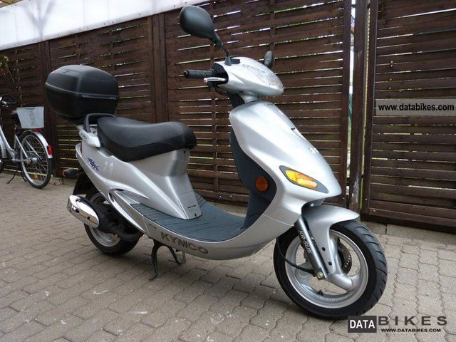Kymco  ZX50 Super Fever 2003 Scooter photo