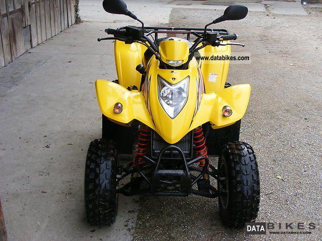 2006 Kymco  250R Motorcycle Quad photo