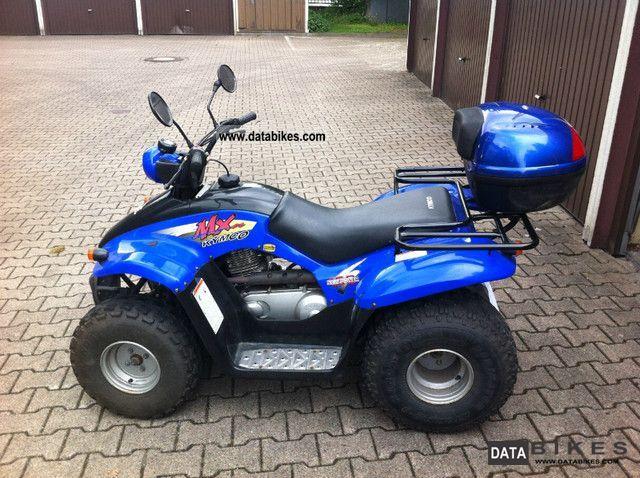 2004 Kymco  Quad MX150 Motorcycle Quad photo