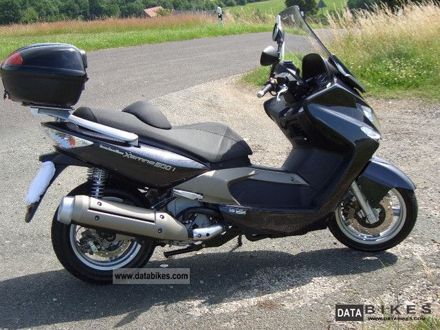 2007 Kymco  Xciting 500i Motorcycle Scooter photo
