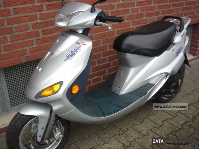 2004 Kymco  Kymco Motorcycle Scooter photo