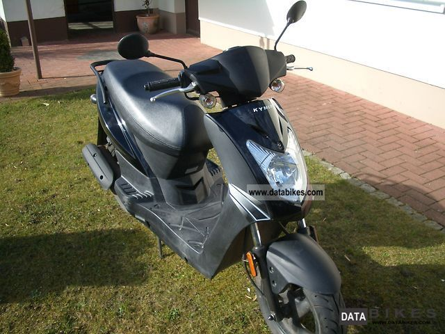 2008 Kymco  Agility 50 one Motorcycle Scooter photo