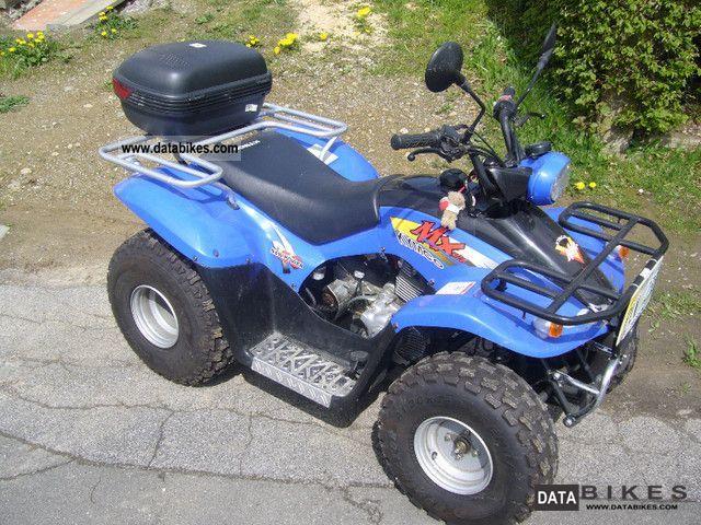 2003 Kymco  Mxxer Motorcycle Quad photo