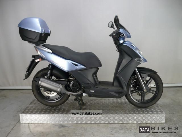 2009 Kymco  Agility 150 Motorcycle Scooter photo