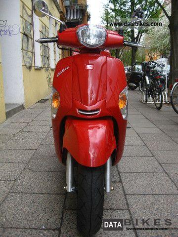 Kymco  Like50 2010 Scooter photo