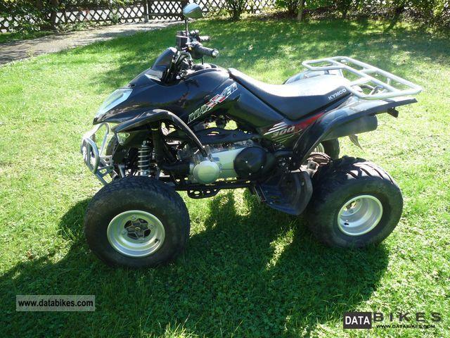 2006 Kymco  Maxxer 300 Motorcycle Quad photo