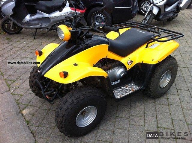 2003 Kymco  MX 150 Motorcycle Quad photo