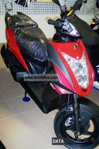 Kymco  Agility RS 50 4T NEW 2011 Scooter photo