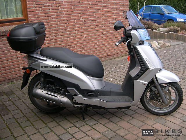 2009 Kymco  People S 250i Motorcycle Scooter photo