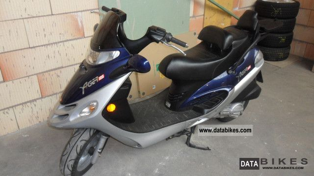 2003 Kymco  125 Motorcycle Scooter photo
