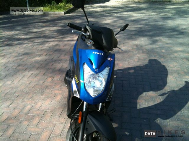 Kymco  Agility One 125 2008 Scooter photo