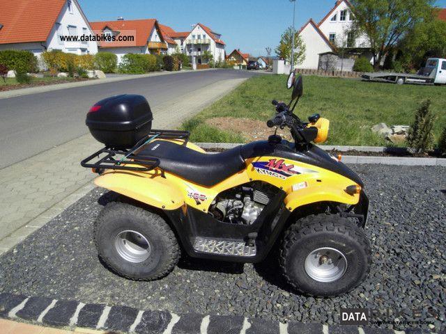 2003 Kymco  MXer150 Motorcycle Quad photo