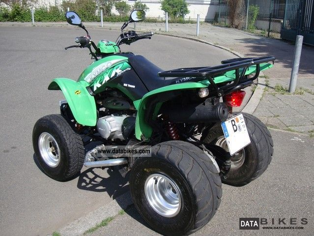 2006 kymco kxr sport with t v bj 2006. Black Bedroom Furniture Sets. Home Design Ideas