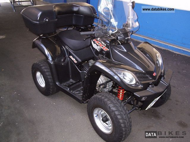2010 Kymco  MXU 250 Motorcycle Quad photo