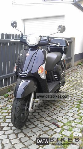Kymco  KN25AA 2009 Scooter photo