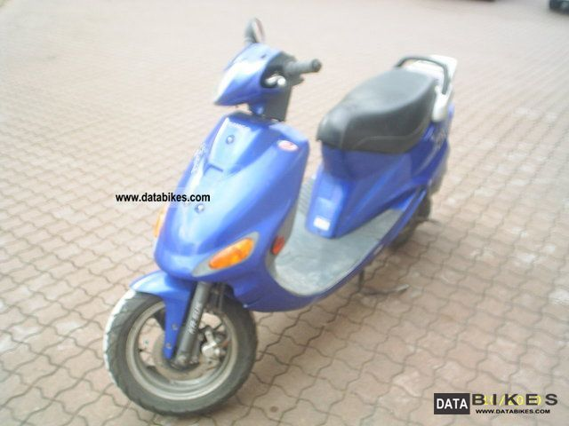 2006 Kymco  Moped Motorcycle Motor-assisted Bicycle/Small Moped photo