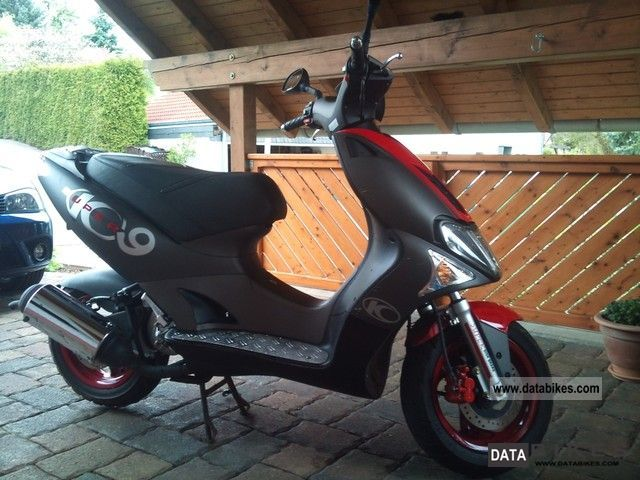 Kymco  Super 9 LC 2007 Scooter photo