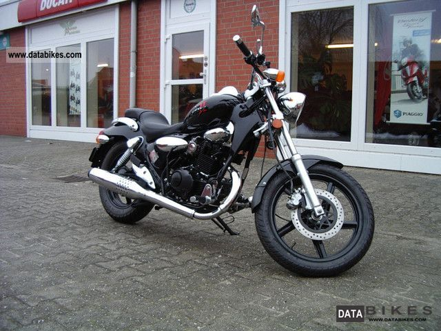 2011 Kymco  Zing II Motorcycle Chopper/Cruiser photo