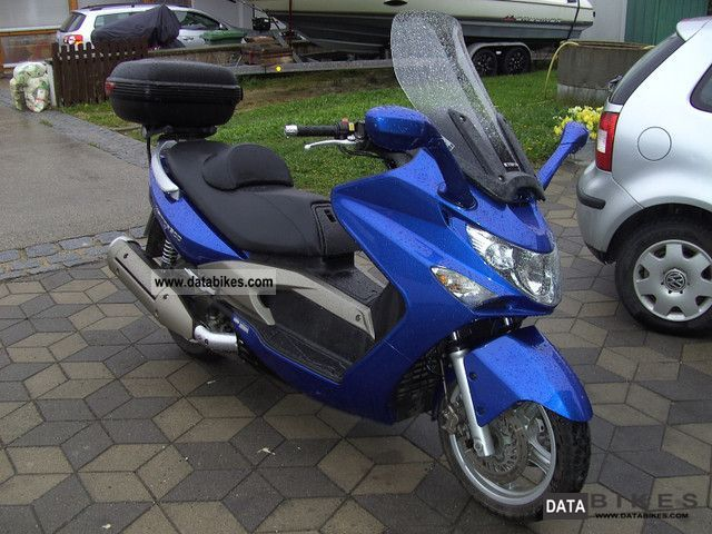 2006 Kymco  xciting 500 Motorcycle Scooter photo