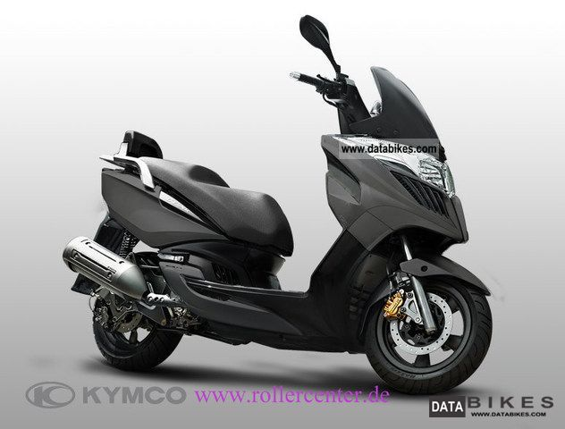 Kymco  GRAND DINK 300 I 2011 Scooter photo
