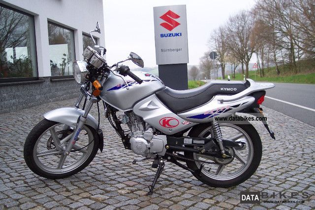 2008 Kymco  CK 125 Motorcycle Lightweight Motorcycle/Motorbike photo