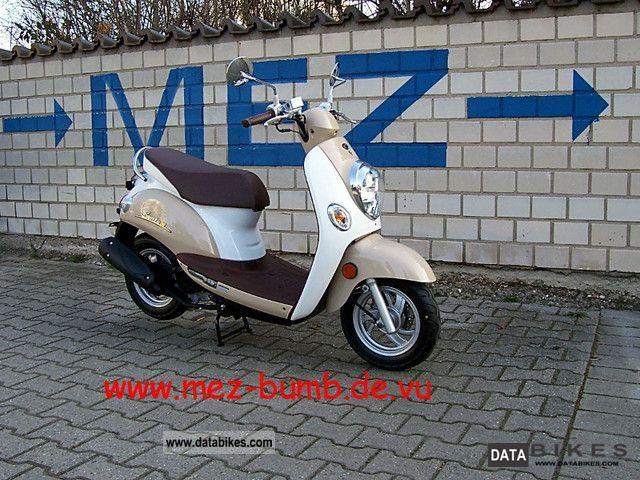 Kymco  KymcoSENTO 2011 Scooter photo