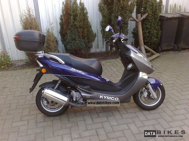 Kymco  Dink 125 2000 Scooter photo