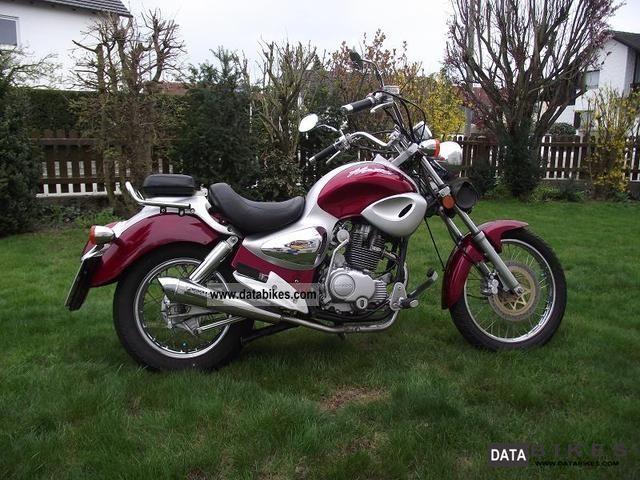 2002 Kymco  Nipster 125 Motorcycle Lightweight Motorcycle/Motorbike photo