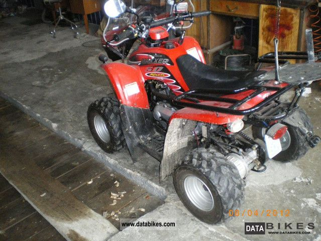 2009 Kymco  maxxer-Sports Motorcycle Quad photo
