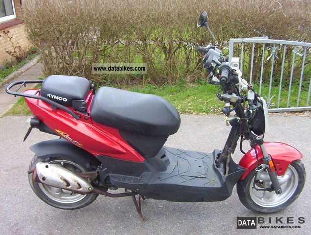 Kymco  Agility 50 2005 Scooter photo