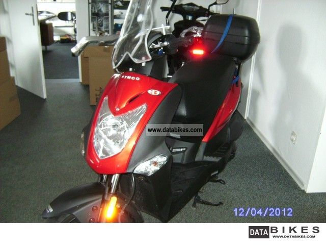 Kymco  CK125T 2007 Scooter photo