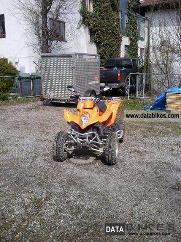 2010 Kymco  Maxxer 300 Motorcycle Quad photo