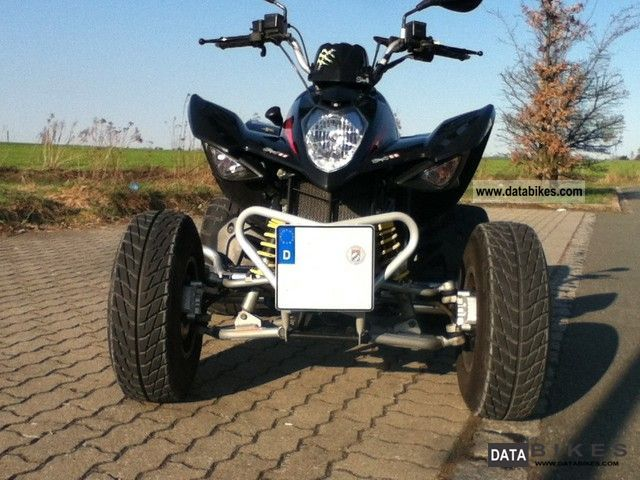 2008 Kymco  Maxxer Motorcycle Quad photo